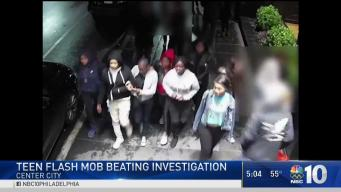 Teen Flash Mob Accused of Beating and Robbing People in Center City