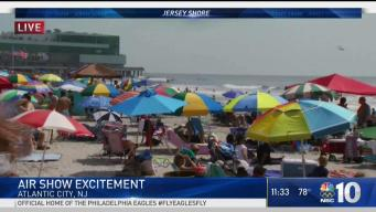 400,000 Expected at Air Show in Atlantic City