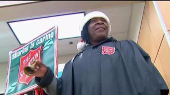 Bell Ringing: The Salvation Army Red Kettle Campaign Kicks Off