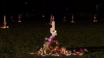 Thousands Gathered for Candlelight Vigil for Florida Victims