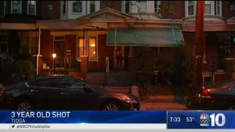 Three-Year-Old In Critical Condition After Being Shot