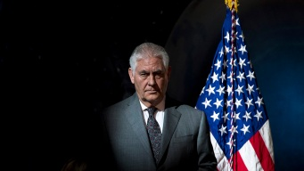 Tillerson Asked to WH Amid Presidential Fury: Sources