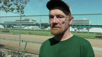 RAW: Hear from the Unseen Track Workers Behind The Kentucky Derby