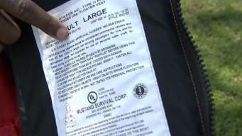 US Coast Guard Pleads for Boaters to Wear Life Vests