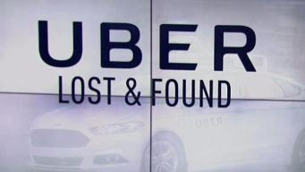 The Common & Uncommon Things People Leave in Ubers