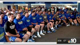 UDel Baseball Team Headed to Tournament