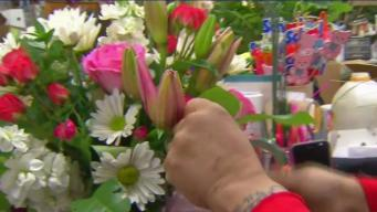 The Busiest Places in Philly Today: Florists