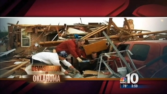 20K Homeless by Oklahoma's Tornado
