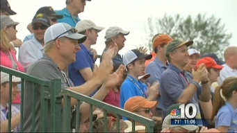 Golf Fans Beg For More