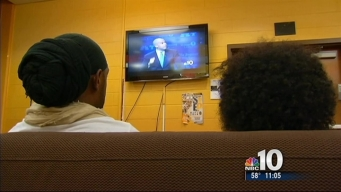 Students Hold Watch Parties for Senate Debate