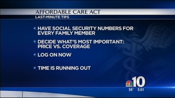 ACA Deadline Looms