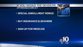 ACA Deadline Has Passed