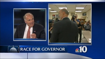 Rendell Speaks on Pa. Primary