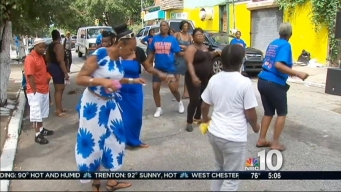 Philly Students, Parents Celebrate Last Days of Summer