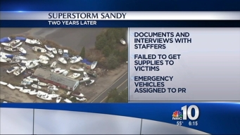 Report Criticizes American Red Cross' Sandy Efforts