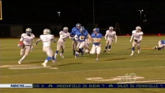 High School Football Playoff Matchup: Great Valley vs. Springfield