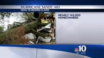 FEMA to Reopen Claims From Sandy Victims