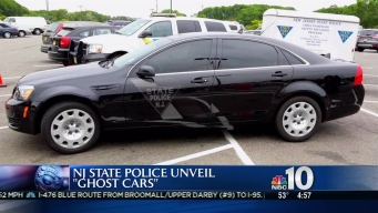 New Jersey 'Ghost Cars' On Patrol