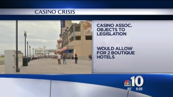 Casino Association Opposes Plan to Bring Smaller, Cheaper Casinos to AC