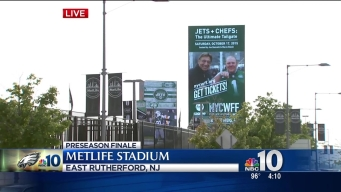 Eagles' Fans Excited for Last Preseason Finale