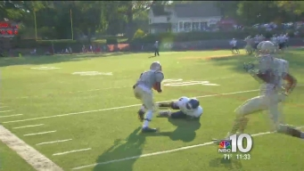 NBC10 Blitz Game of the Week: Haverford School Vs. West Catholic