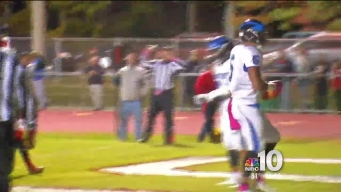 NBC10 Blitz Game of the Week: Hammonton and Delsea