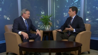 NBC10's @Issue: Sitting Down With Jim Kenney