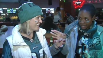Eagles Fans React to Blowout Loss