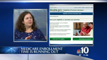 NBC10 @Issue: Medicare Enrollment Process Comes To End