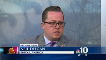 NBC10 @Issue: Discussion Over Affordable Care Act