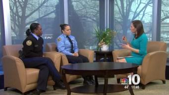 Women in Law Enforcement Career Fair