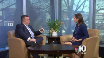 Chairman Talks Philly Auto Show