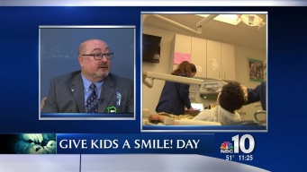 'Give Kids a Smile!' Day