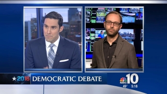 Democratic Primary Race Heats Up