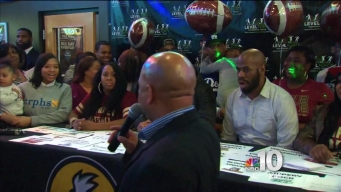 Local Football Star Signs With Florida State