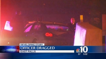 Fleeing Car Drags Officer, Leads Police on Wild Chase