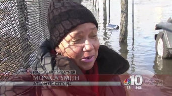 Coastal Flooding Continues to Plague Jersey Shore Residents