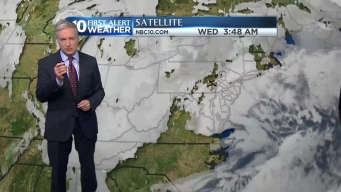 NBC10 First Alert Weather: Clearing Snow
