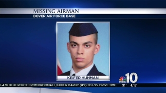 Search Continues for Missing Delaware Airman