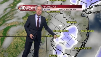 NBC10 First Alert Weather: Morning Snow