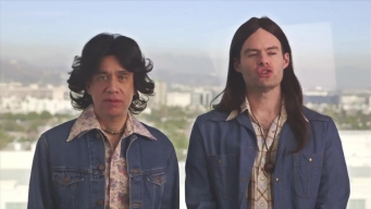Former SNL Members Promote Hall & Oates Tour