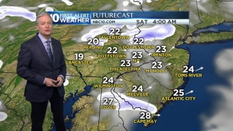 NBC10 First Alert Weather: Near Record Lows