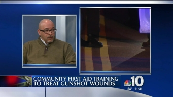 NBC10 @Issue: Medical Training is Key Part One