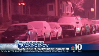 Tracking Snow in Delaware