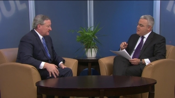 NBC10 @Issue: Special Exclusive with Mayor Jim Kenney Part 3