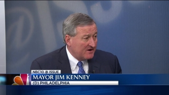 NBC10 @Issue: Special Exclusive with Mayor Jim Kenney Part 5