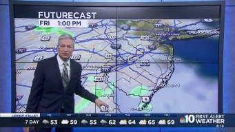 NBC10 First Alert Weather: Dreary Day on Tap