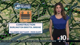 Be Ready for Burlington-Bristol Bridge Closure
