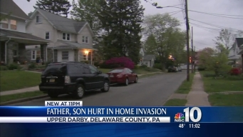 Cops Search for Suspects in a Home Invasion