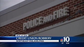 Police and Fire Credit Union Robbed